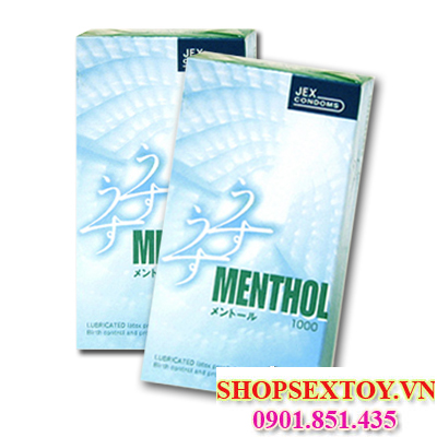 BCS14-  JEX UsuUsu Menthol