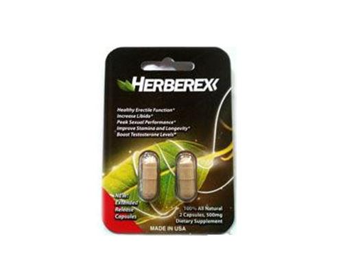 SL13- Thảo dược tự nhiên Herberex – tăng cường sinh lực nhanh chóng