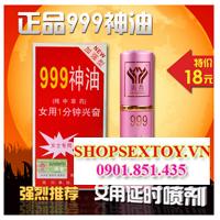 SL02- Sex oil 999 dành cho nữ
