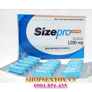 SL23- Thuốc tăng cường sinh lý SizePro Ultra