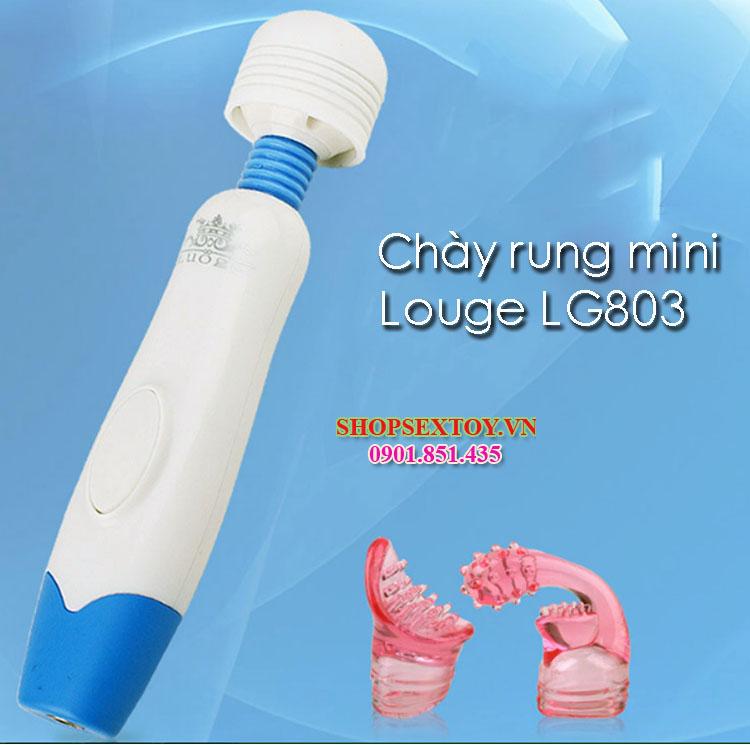 CR05- Chày Rung Louge LG 803 Siêu Mạnh Siêu Kích Thích