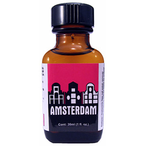 KT33 – Poppers Amsterdam 30ml