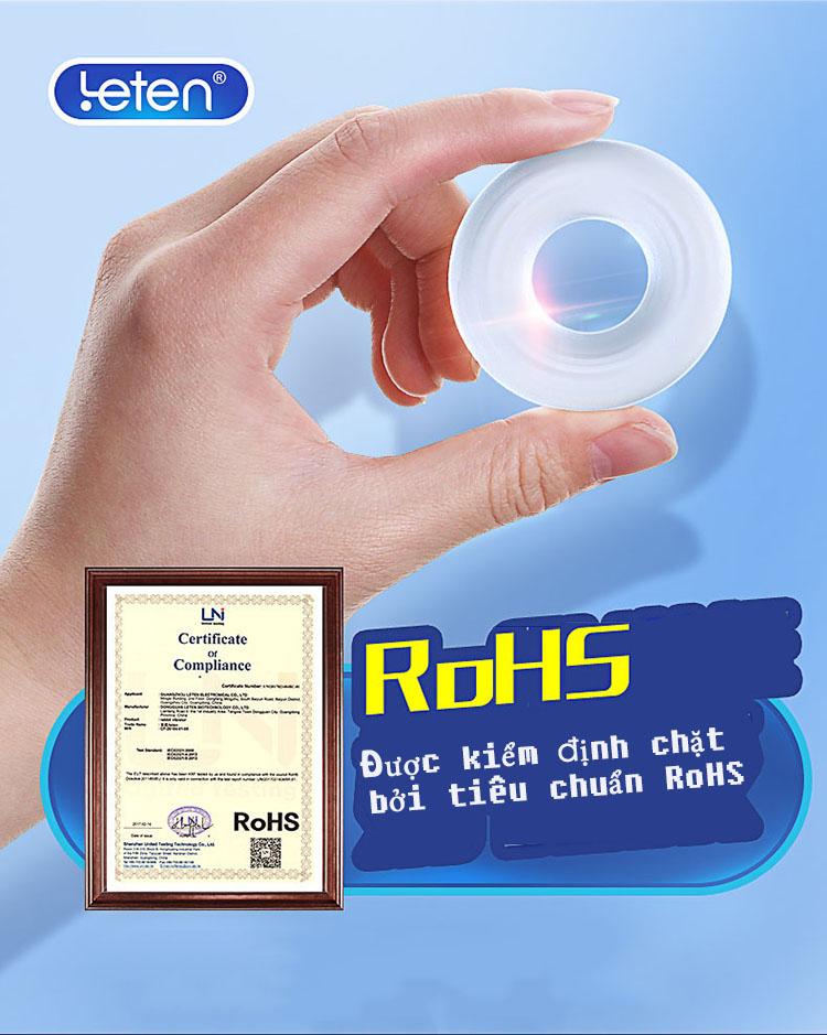 VD06 – Vòng đeo silicon chống xuất tinh sớm