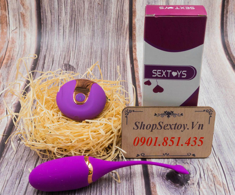 TR55 – Trứng rung độc đáo siêu đẹp siêu rung